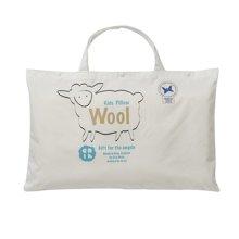 【新西兰】CRIA纯手工儿童羊毛枕 乳白色