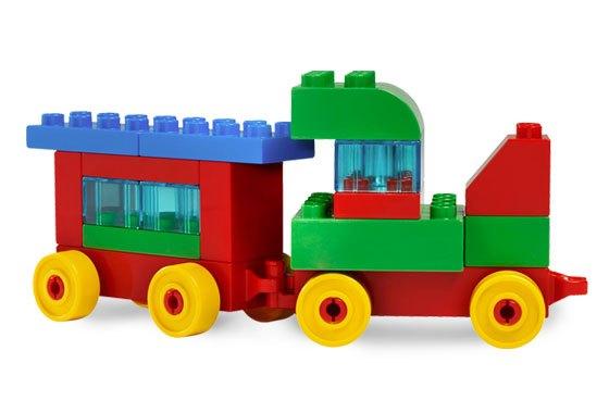 乐高拼插玩具(5583)