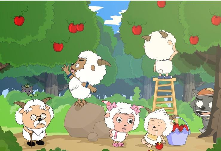喜洋洋3d卡通图片
