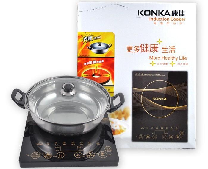 康佳电磁炉(keo-21cs25)