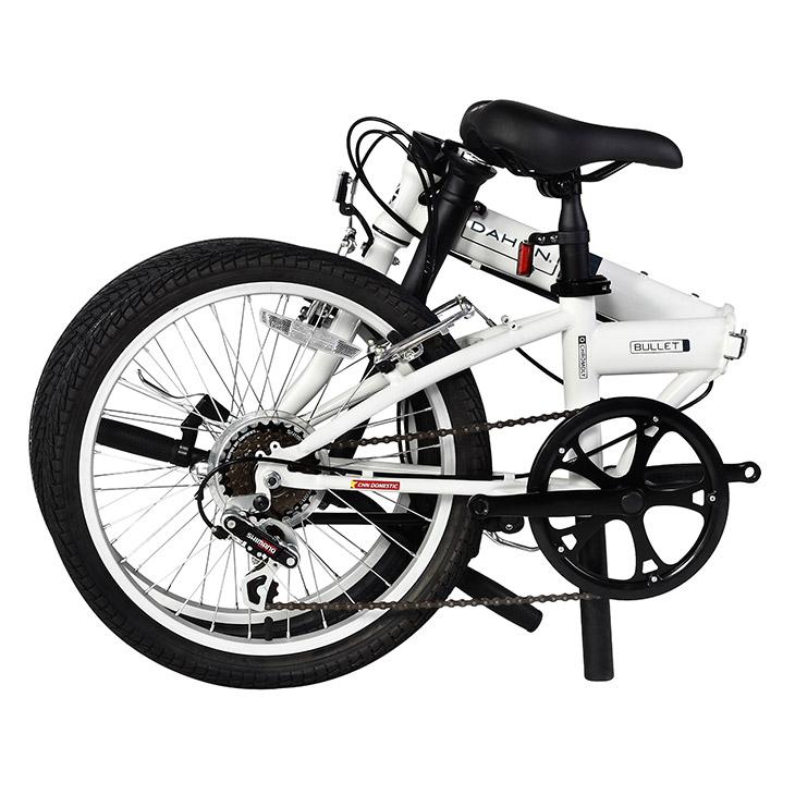 美国大行折叠自行车kac061(白)【价格