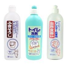 日本elmie惠留美清洁剂(3件套)
