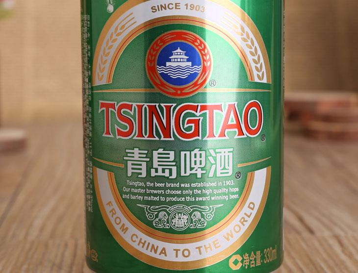 青岛啤酒11度优质听装(330ml)