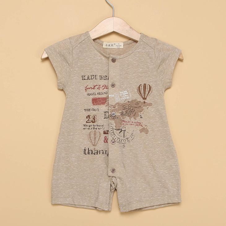 欧式婴儿裙子裁剪图