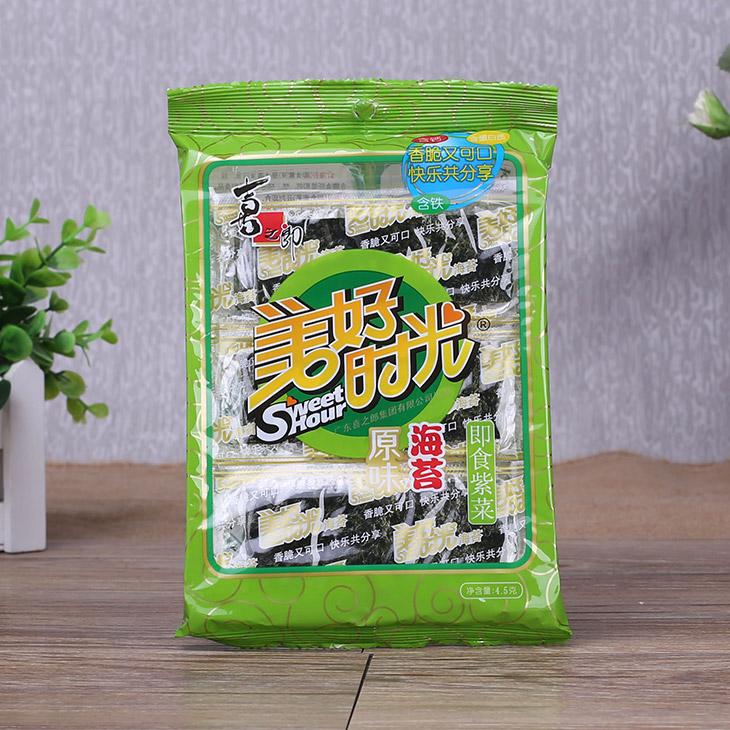 喜之郎美好时光海苔(4.5g)