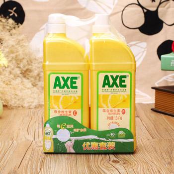 斧头牌洗洁精套装xh1((1.3kg*2))