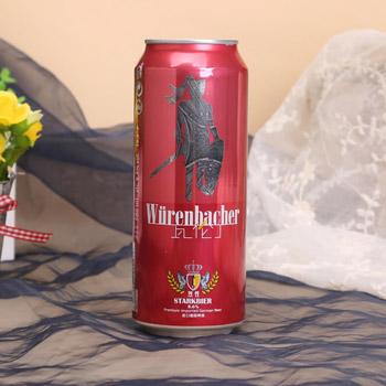 瓦伦丁烈性啤酒(500ml)