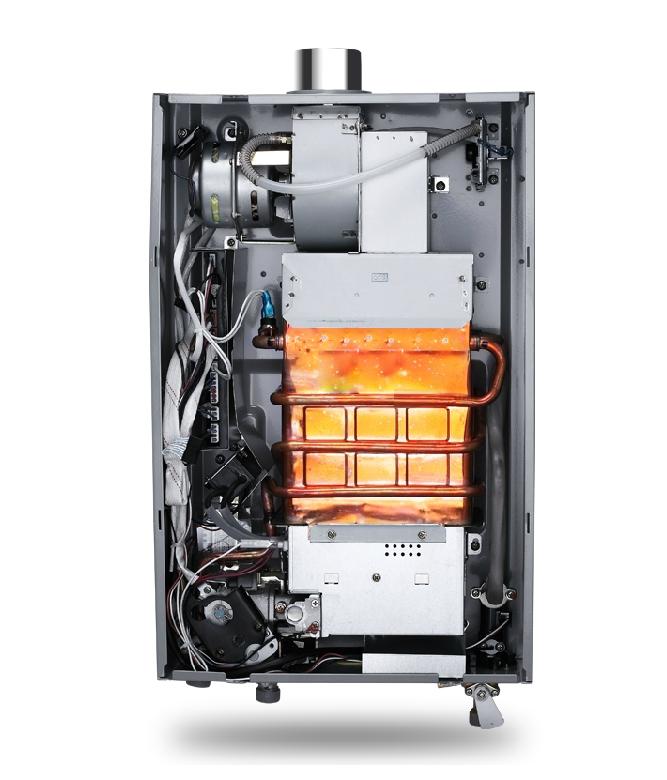 强排恒温8升燃气热水器