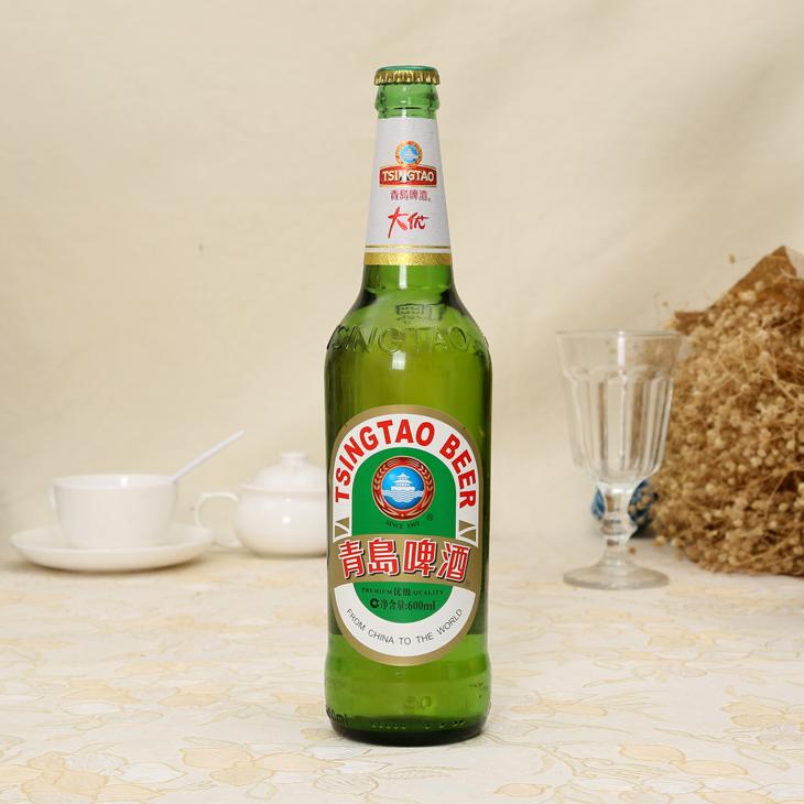 青岛啤酒(600ml)