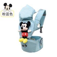 迪士尼腰凳背带抱婴儿腰凳四季多功能宝宝背带小孩坐凳前抱式腰凳D03