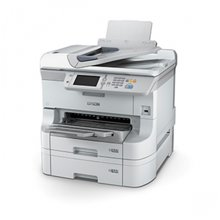 爱普生(EPSON)WF-8593 复印机(彩色打印、复印、扫描、传真、三年全包)(WF-8593)