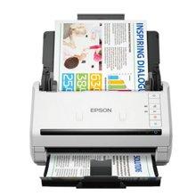 爱普生 DS530 馈纸式双面彩色高速扫描仪 A4(DS530)