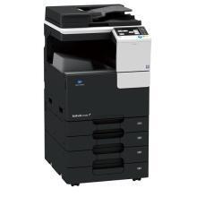 柯尼卡美能达彩色复印机bizhubC7222(主机+双面送稿器+网络彩色打印+网络彩色扫描+工作台+EP(bizhubC7222)