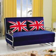 皇家爱慕时尚简约 可拆洗 布艺沙发 沙发床 折叠床 双人床 沙发
