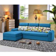 皇家爱慕 小户型时尚布艺沙发 宜家布艺沙发