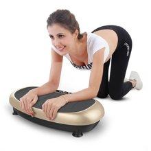 居康家用甩脂机运动立式抖抖机懒人瘦身燃脂瘦腿瘦肚子震动减肥机