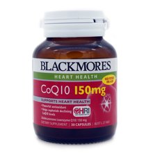 澳洲 blackmores澳佳宝 辅酶Q10心脏宝150mg 30粒