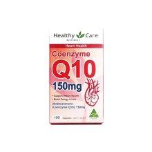 【香港直邮】澳洲Healthy Care 辅酶Q10胶囊150mg 100粒*1瓶装