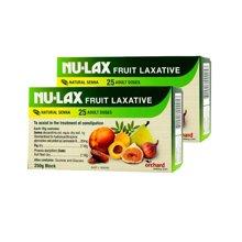 【香港直邮】(改善便秘促进肠健康)澳洲Nu-lax乐康膏水果膏250g*2盒装