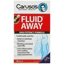 澳洲进口Carusos 消水肿 30片 排出潴留体液 风湿关节肿胀 芹菜籽 蒲公英