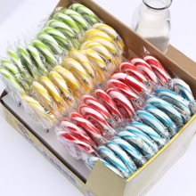 七彩儿童星空棒棒糖彩虹糖果礼盒装创意波板糖粘牙糖盒装送女友小孩零食 多彩棒棒糖 6色混装/25克/支/48支装
