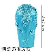 墨菲 手工冰裂釉陶瓷花瓶 欧式创意简约客厅插花器家居装饰品摆件