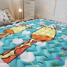 ins四季加厚婴儿爬爬垫宝宝爬行垫儿童游戏地毯客厅卧室防滑地垫地毡