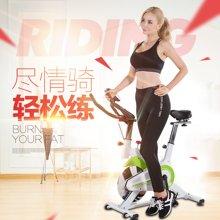 居康动感单车自行车家用健身车女性室内减肥机器带音乐健身房器材