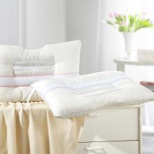 雅兰家纺 决明子枕芯  亲肤面料透气枕头 颈椎保健枕