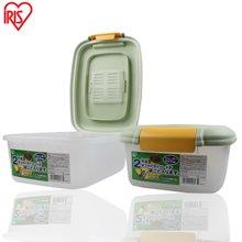 爱丽思储粮桶2L 密封小型存粮桶宠物粮食桶密封桶干粮储存器mfs-2