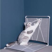 FURRYTAIL尾巴生活 X猫抓板黄麻可拆卸变形猫窝猫帐篷不掉屑