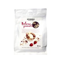 【香港直邮】(高纤低脂 含多种维生素 )澳洲Myshee麦食麦片贵族麦片 750g*1袋装