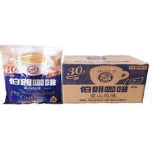 伯朗咖啡蓝山风味咖啡30入 450G包 6包/箱 保质期:18个月