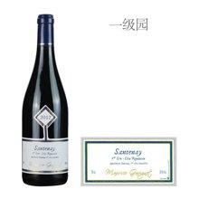 法国勃艮第 佳维那酒庄卢梭(桑特奈一级园)红葡萄酒 2012年