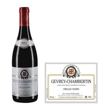 法国勃艮第 阿曼-杰夫酒庄(热夫雷-香贝丹村)老藤红葡萄酒 2011年