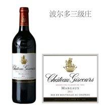 法国1855三级庄 美人鱼城堡红葡萄酒 2011年