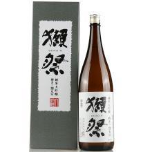【清酒】獭祭 日本原装进口洋酒 日式清酒 纯米大吟酿 三割九分 1.8L