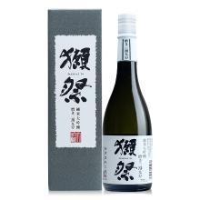 【清酒】獭祭 日本原装进口洋酒 日式清酒 纯米大吟酿 三割九分 720ml