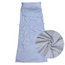 姣兰 出差旅行纯棉隔脏睡袋室内室外可用薄款透气防脏床单