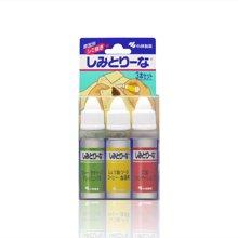 日本KOBAYASHI小林制药衣物局部免洗去污去渍笔(10ml*3)