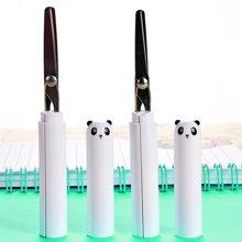 上品汇创意熊猫剪刀小学生儿童可爱卡通手工剪纸剪刀折叠安全剪刀