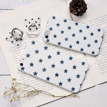 冇心良品 苹果手机壳 iphone6保护套支架本子礼品套装星星