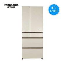 Panasonic/松下 NR-F520TX-XN多门电家用变频节能冰箱自动制冰498(特价)