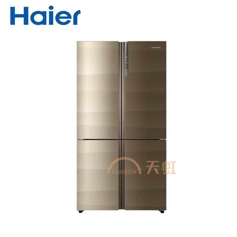 haier/海尔 bcd-621wdcau1 621升卡萨帝干湿分储风冷无霜四门冰箱