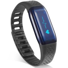 乐心mambo HR 智能手环 心率手环 光感版 来电显示 震动提醒 计步 防水 专业运动手环 微信互联