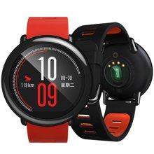 达宝恩 华米 AMAZFIT智能运动手表跑步手表心率手环(冠军版)支持iOS、Android系统 华米手表-标配+黑色表带(不含主体)