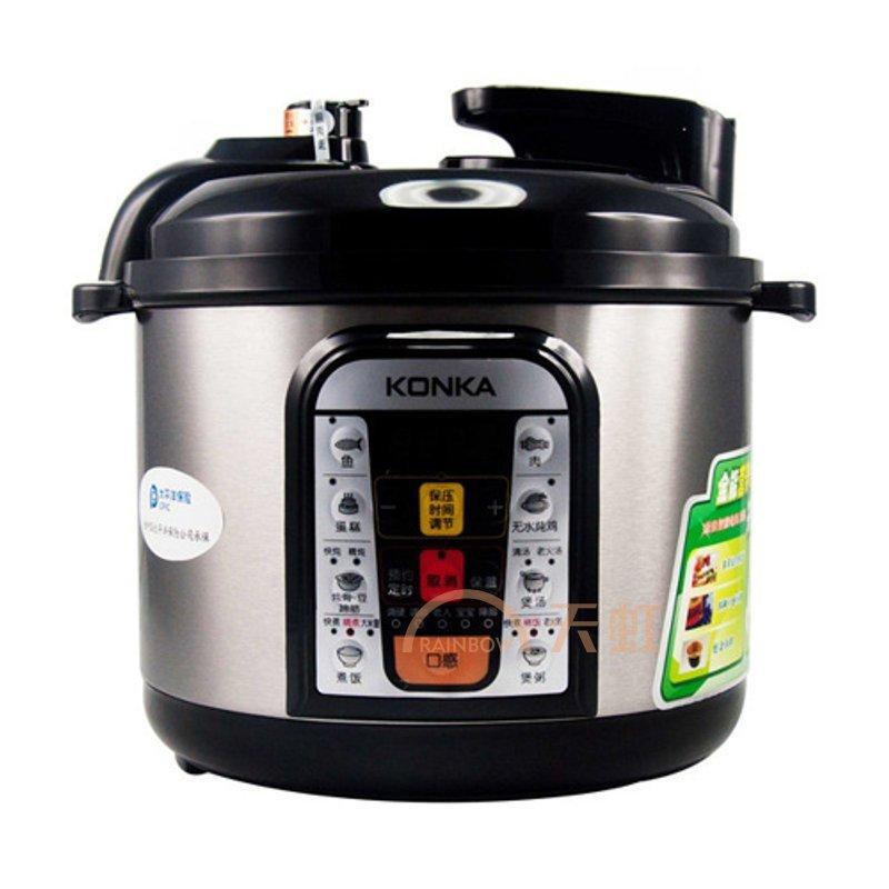 康佳电压力锅(kpc-50zs88)