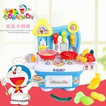 儿童过家家厨房玩具女孩做饭煮饭过家家厨房玩具宝宝厨具餐具套装