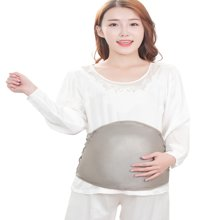 乐孕双层银纤维防辐射护胎宝