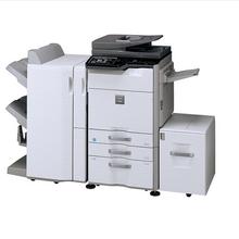 SF-S361N(主机+一层供纸盒MX-DE12+鞍式装订器MX-FN10+走纸连接组件MX-RB22)(1)